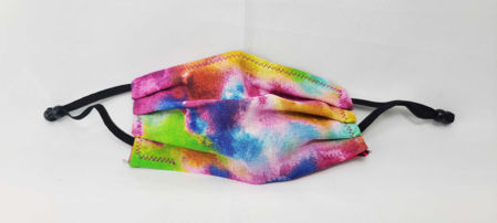 Picture for category Tie Dye - Kids - Face Masks