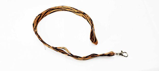 Lanyard Tiger Stripe