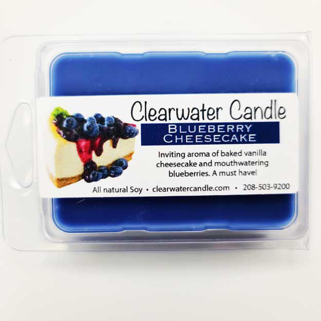 Soy Wax Melts - Blueberry Cheesecake