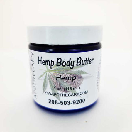 Picture for category Hemp Body Butter - 4oz