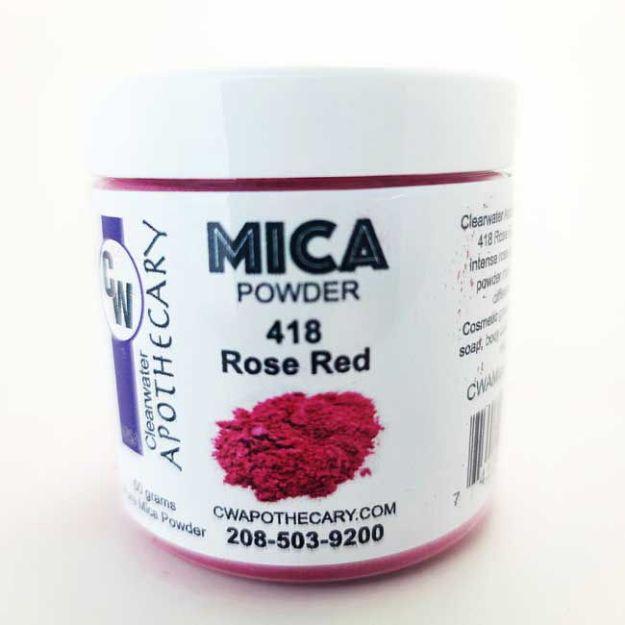 Mica_418_Rose-Red_50gr