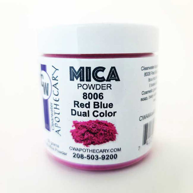 Mica_8006_Red-Blue-Dual-Color_50gr